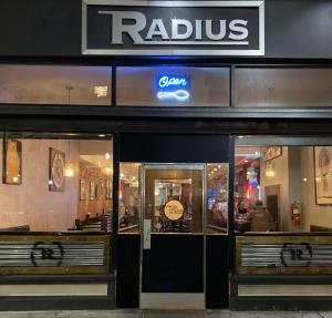 Radius-Valpo, Valparaiso's best restaurant