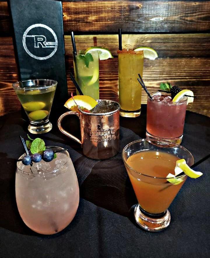 radius cocktails