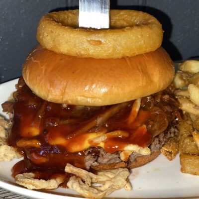 Big Brisket Burger -Radius-Valpo